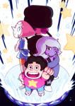 Steven Universe Warp Pad
