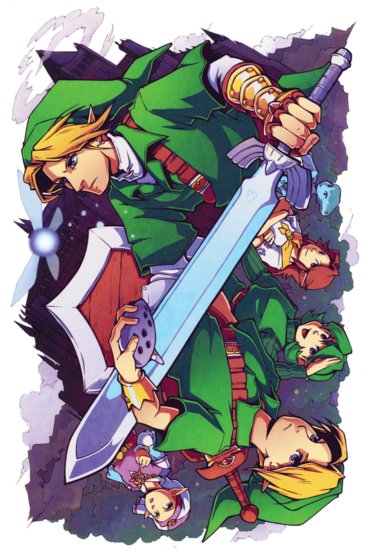 Ocarina of Time by H0lyhandgrenade