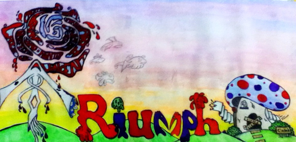 Triumph by AwkwardKittyDesigns