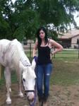 Calista and I