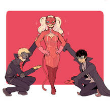 confidant: lover by destroymuse