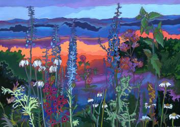 Flowers Of Karelia. by KlementinaMoonlight