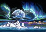 Planet of eternal winter.