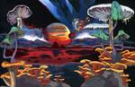Mushroom planet.