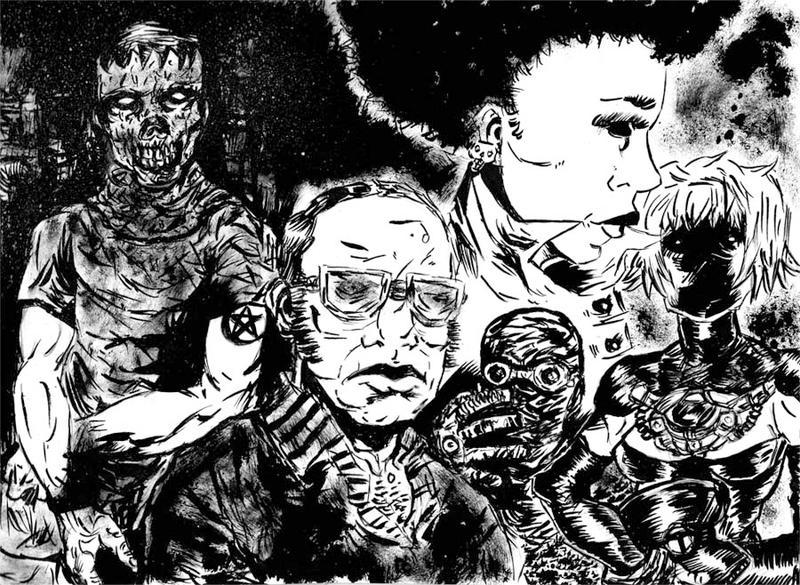 doc graveyard poster 2