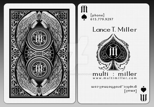 MultiMiller: Playing Card