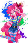 Pinkie Pie Paint