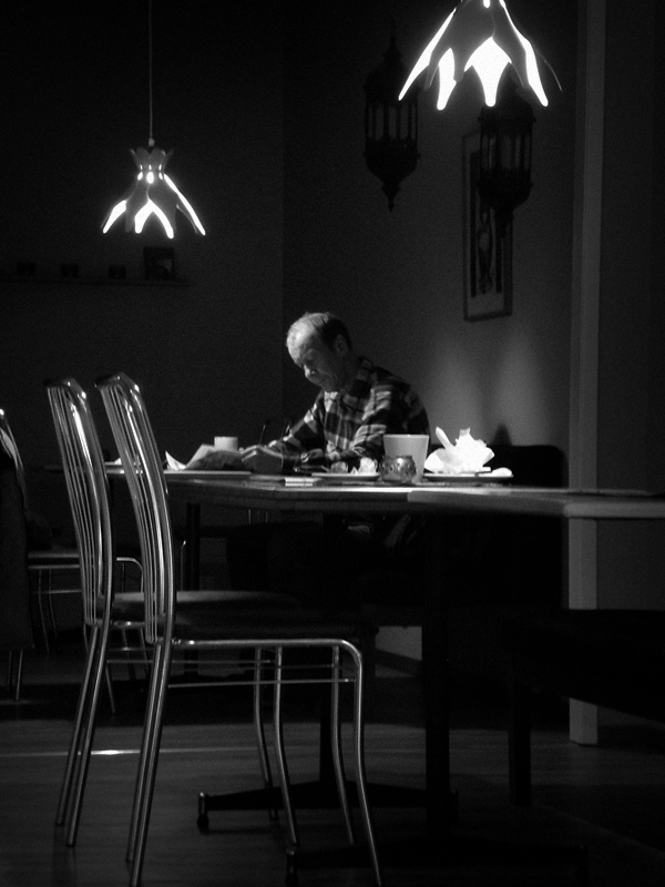 The Reader by PEN-at-Work