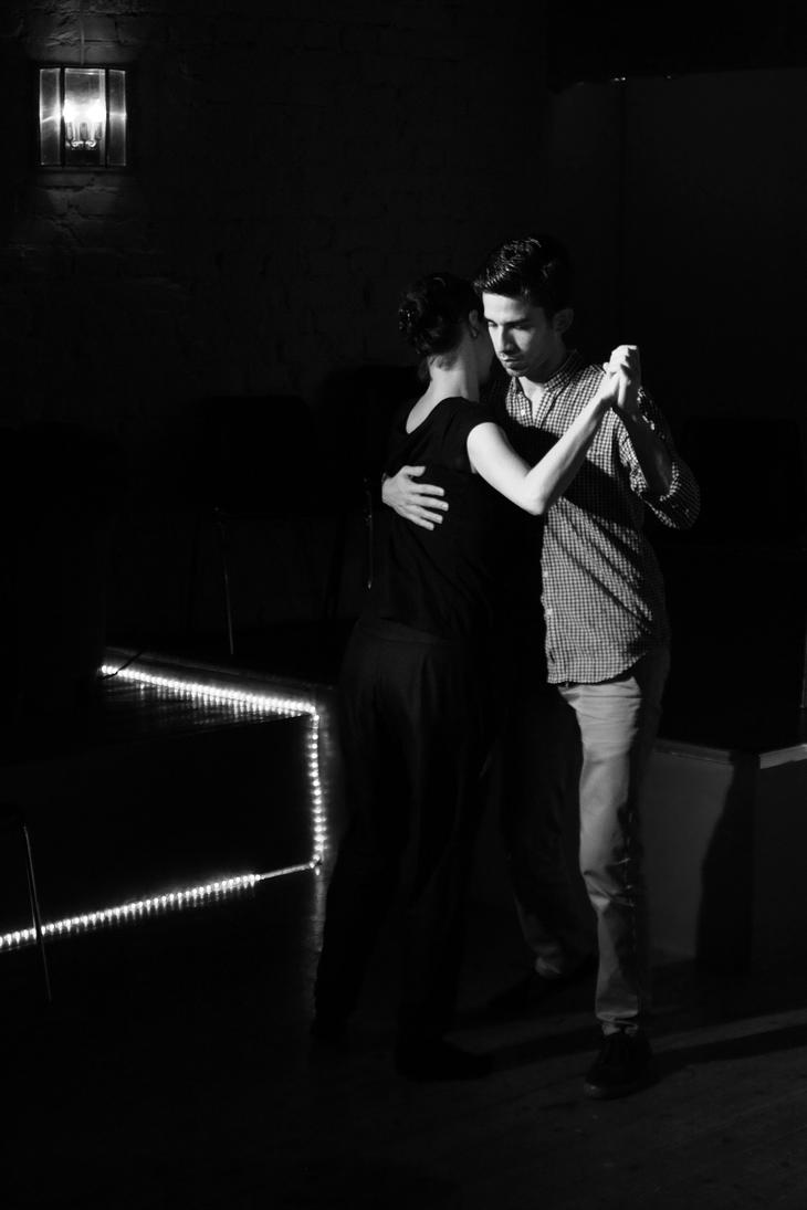Finding the Light While Doing the Tango by PEN-at-Work
