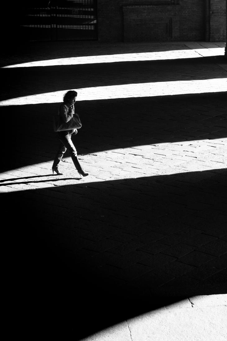 The Catwalk of Everyday Life by PEN-at-Work
