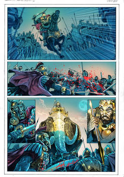 Comic Page 06 dracula only color