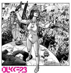 duke23 original promo comicbook