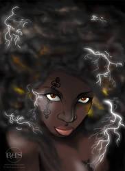 Volcano Queen