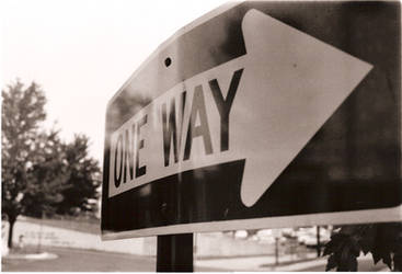 One Way by ricosuave413
