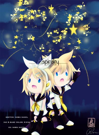 Bomb Twins 01 by Nobu-Hazel