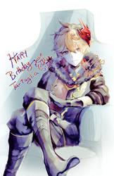 Happy birthday Childe