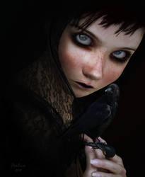 Lyly-raven by Feel-ine