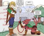 Kobold Adventurer 3 - Pet Kobold