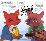 Kobold Adventurer 7 - Special Abilities by saikyoryuuougi