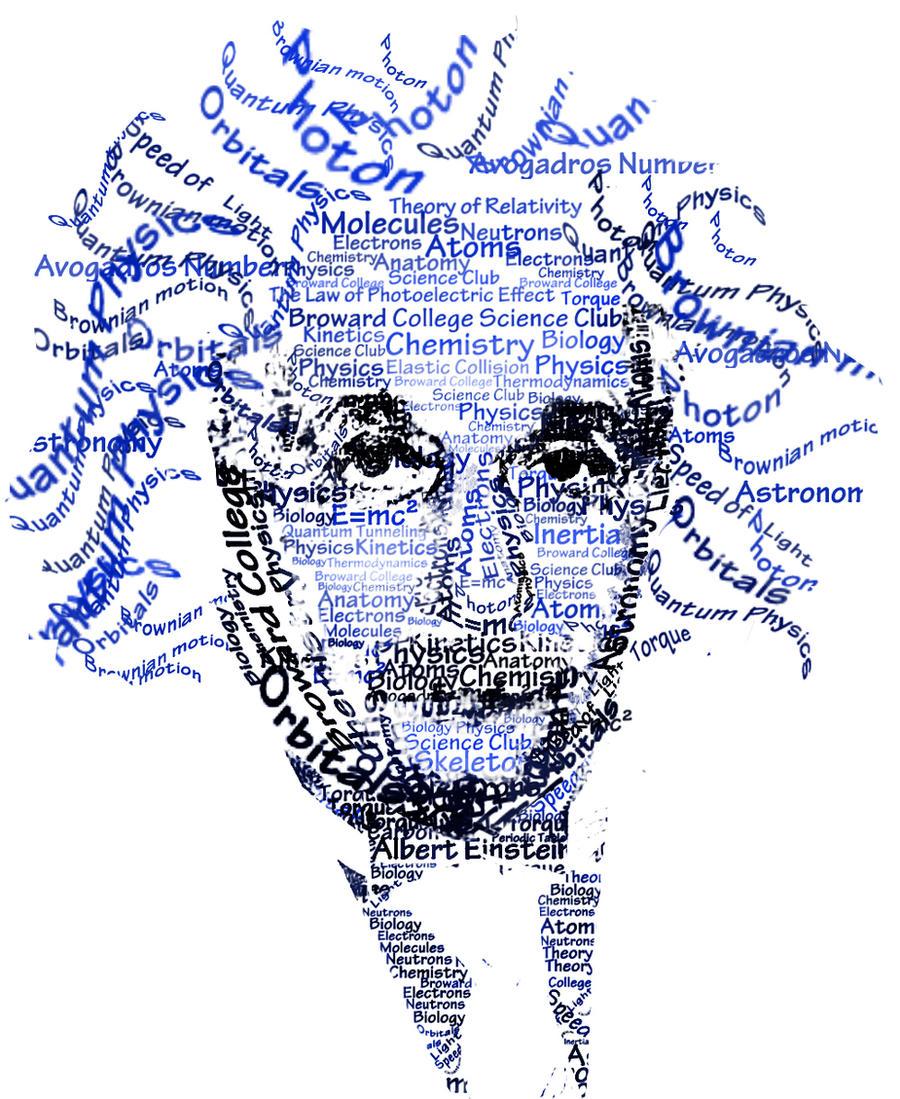 Albert Einstein Logo