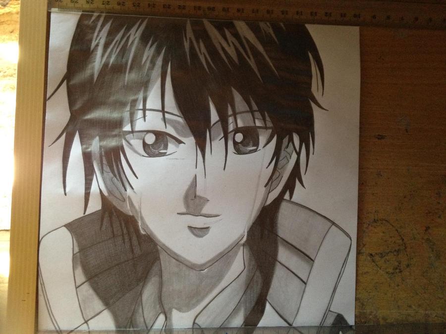 Ryoma Echizen by Karin...