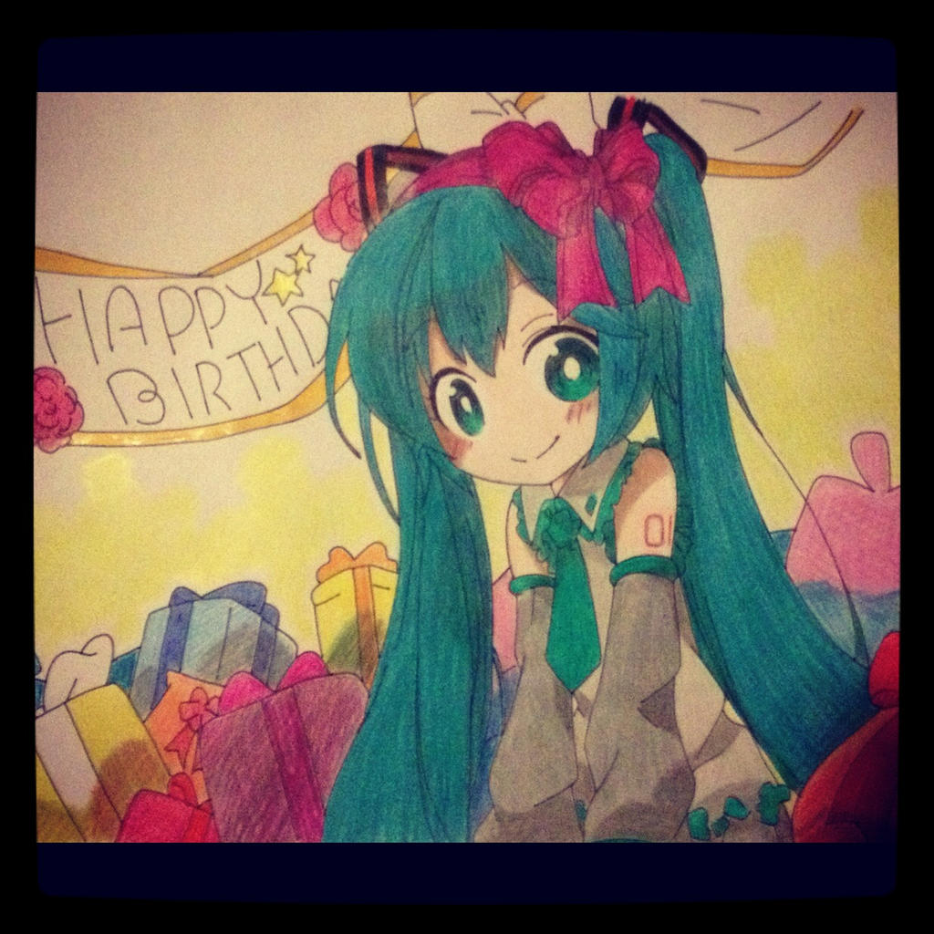 Happy Birthday Prima! By Karina-o-e On DeviantArt