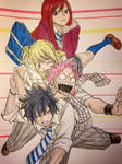 Fairy Tail Gang
