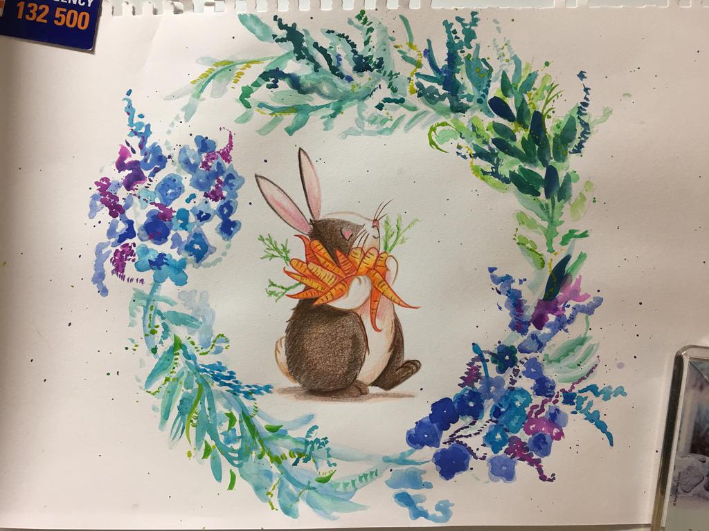 Happy Easter Everyone by Karina-o-e