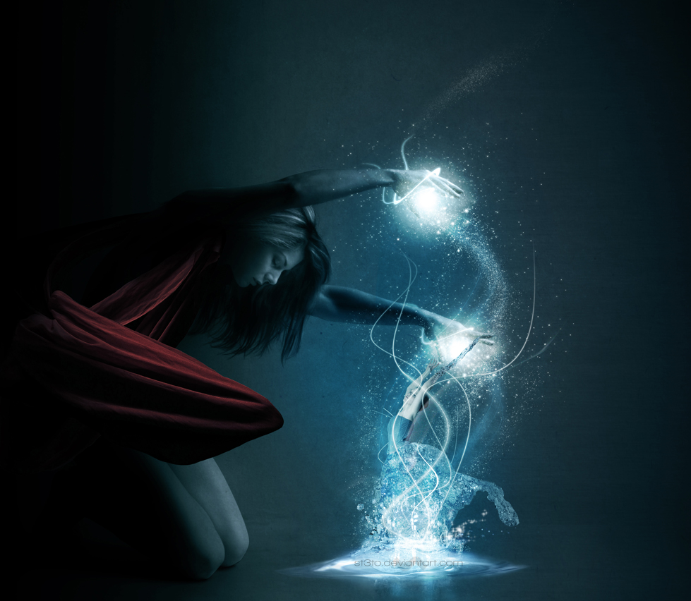 Sorceress of Water