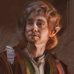 Bilbo by Ramonn90