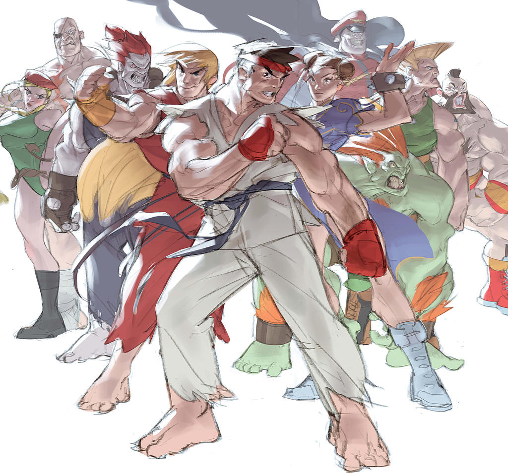 Character Design Artist Portfolio : Character design portfolio by ramonn on deviantart