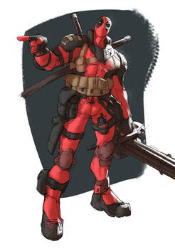 Tank Deadpool