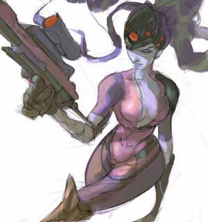 Widowmaker!