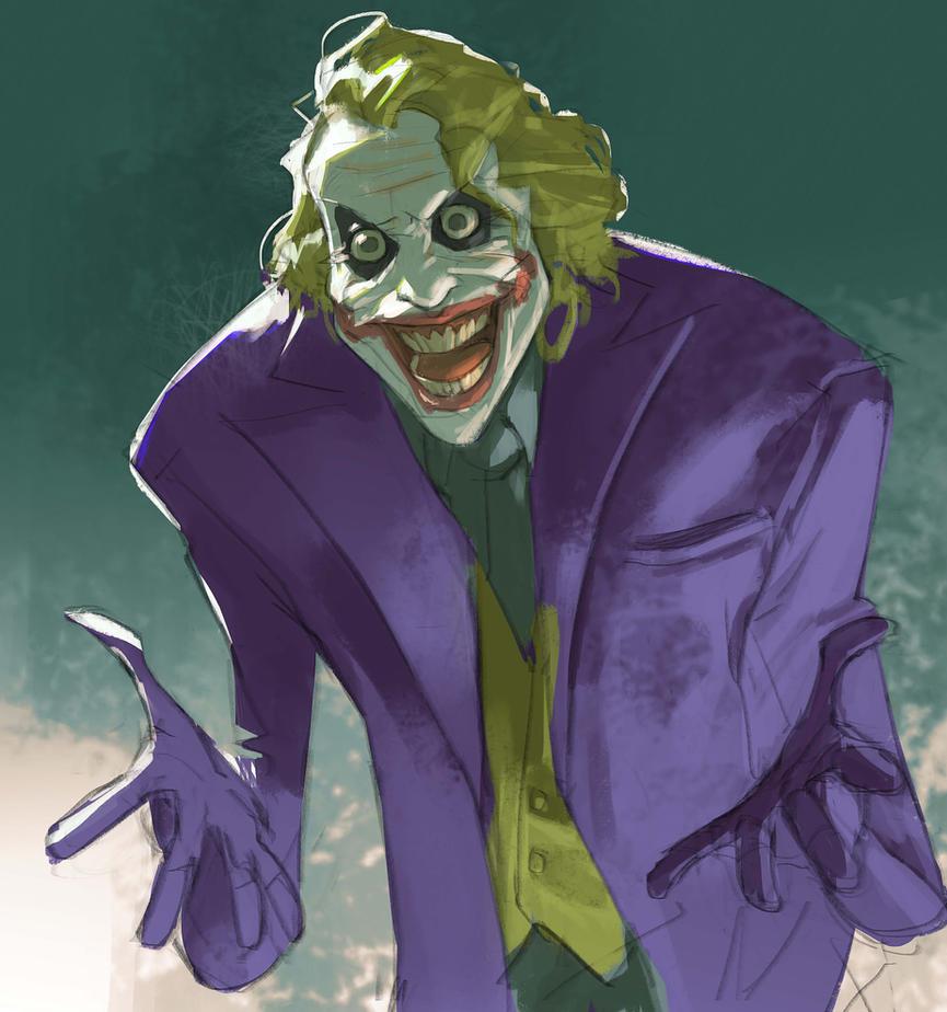 The Joker by Ramonn90