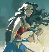 Wonder Woman! by Ramonn90