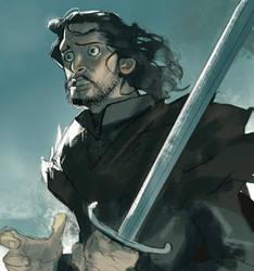 Jon Snow by Ramonn90