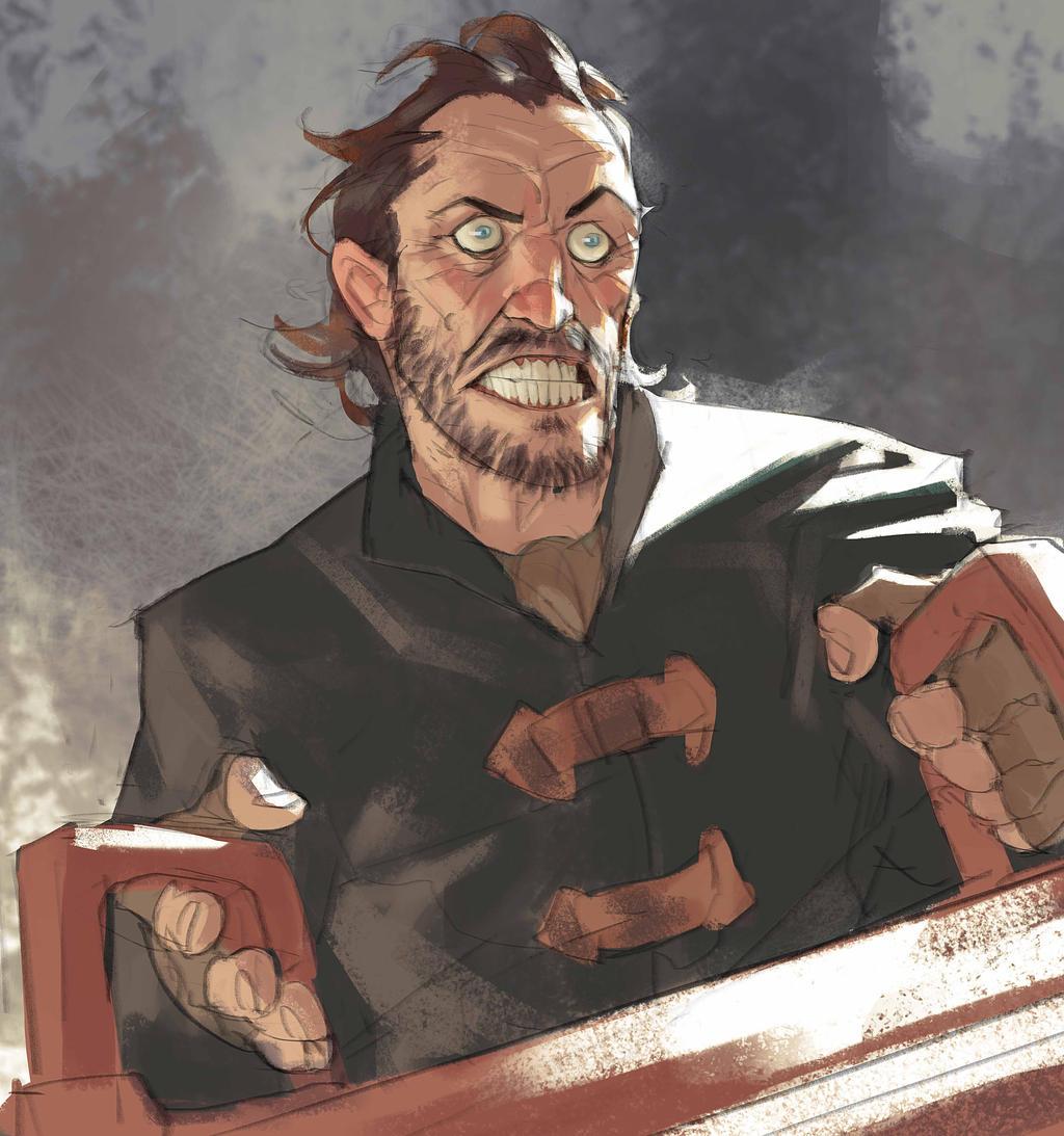Game Of Thrones Characters By Ramon Nuñez: Bronn By Ramonn90 On DeviantArt