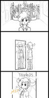 Tavros and Gender Mirror IX
