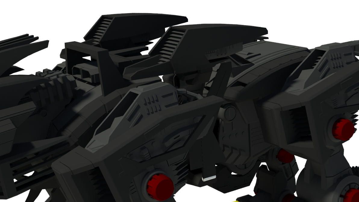 Project Liger Zero 2011 - 15 by 3DRaptor
