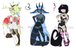 Mixed adopt auction (CLOSED)