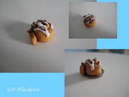 Mini Cinnamon Roll
