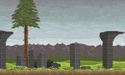 Ruins by VasteSkyGames