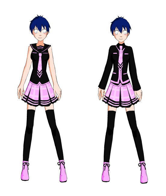 Whistleside Academy Uniform 2 by mzjade210