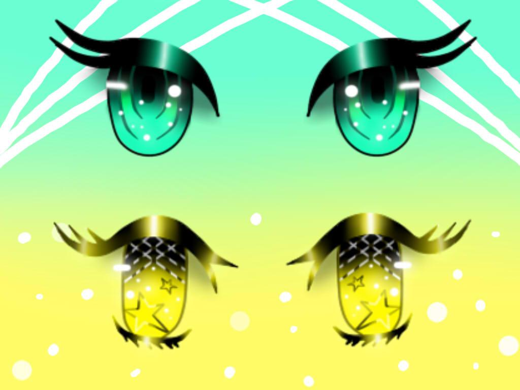 Eye Set *FREE ADOPTABLES* 0/2 *CLOSED* by mzjade210