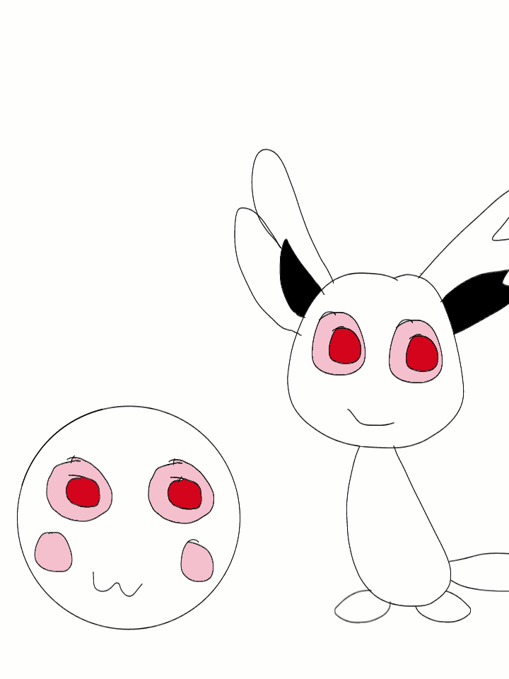 Kyubey as a digimon p2 by honeybonnie22
