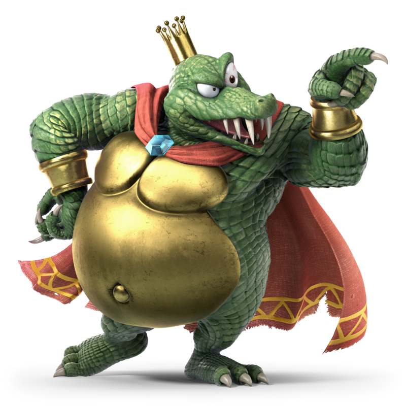 A new king k rool TF by honeybonnie22 on DeviantArt