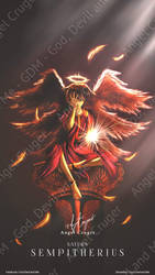 Angel Sempitherius Saturn