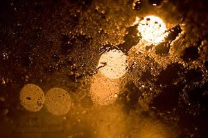 Rain reflections by aheria