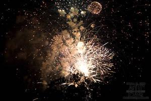 Fireworks, 1 by aheria