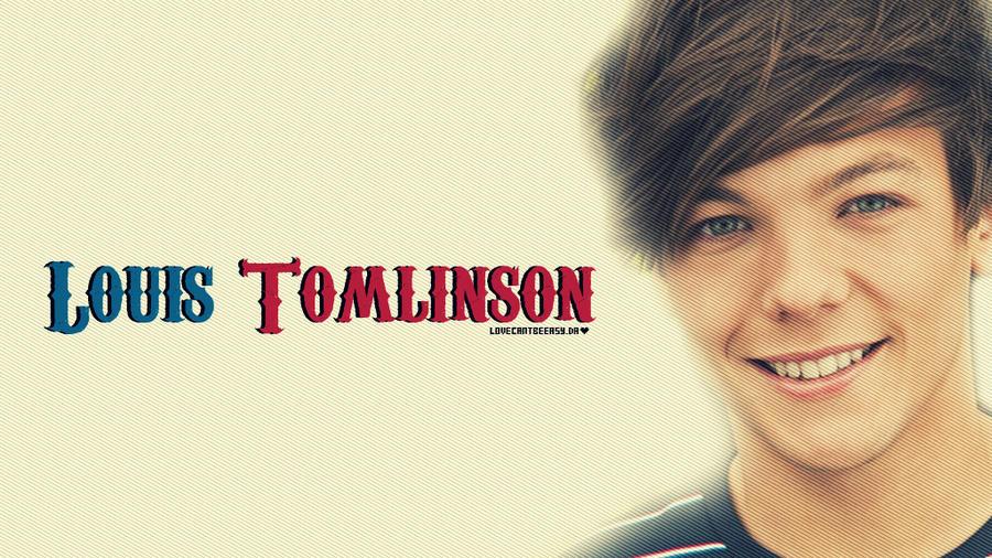 I Love Louis Tomlinson Wallpaper